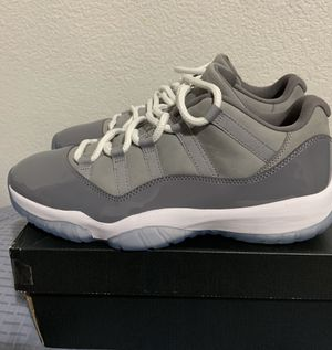 Air Jordan 11 Cool Greys grey Low 528895-003 NEW for Sale in Hayward, CA