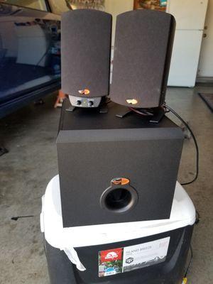 klipsch speakers for Sale in Palmdale, CA