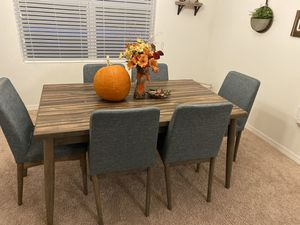 Kitchen table 6 chairs for Sale in Davenport, FL