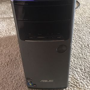 Asus Desktop Computer with ViewSonic Monitor, Works Great! for Sale in Ormond Beach, FL