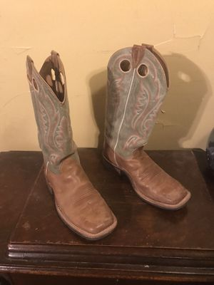 Justin Men's Boots for Sale in San Angelo, TX