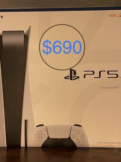 PlayStation 5 for Sale in Mountlake Terrace,  WA