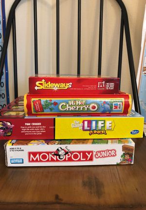 Kids games for Sale in Sumner, WA