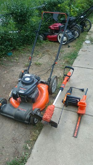 Lawn care bundle for Sale in Indianapolis, IN