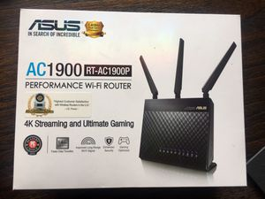 Wi-Fi Router (ASUS) for Sale in Denver, CO