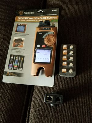Southwire Network Cable tester mapper for Sale in Tulare, CA