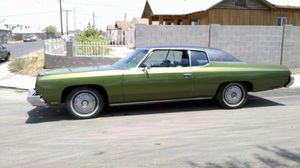 1973 Chevy Impala for Sale in Phoenix, AZ