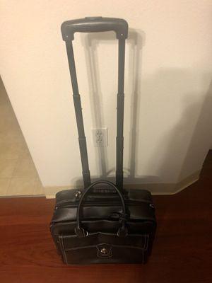 The Samsonite Leather Wheeled Computer Bag.p for Sale in Ewa Beach, HI