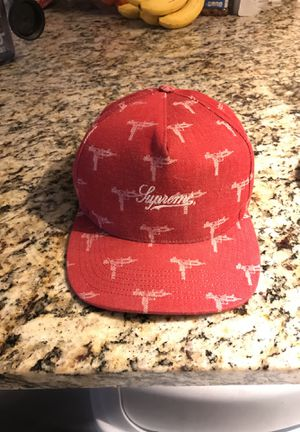 Supreme Uzi Adjustable Hat for Sale in Denver, CO