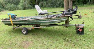 John boat for Sale in Omega, GA