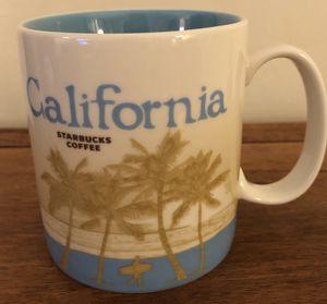 Starbucks Coffee Mug Collector Series California 2009 16 oz for Sale in Phoenix, AZ