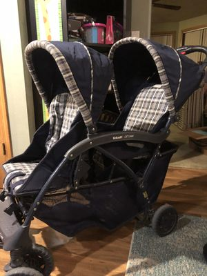 Double baby stroller - Kolcraft Lil Limo Visit for Sale in Vancouver, WA