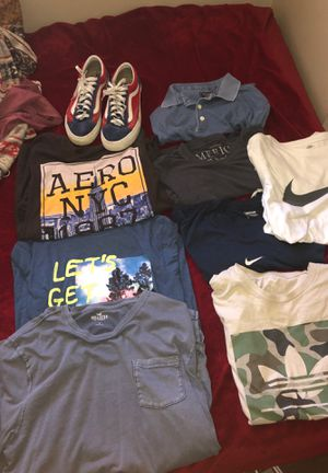 Men's Lot!!! Clothes and shoes for Sale in Whitehall, OH