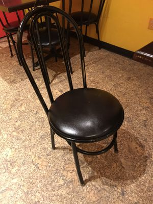 Restaurant style cafe chairs - 12 for Sale in Bellevue, WA
