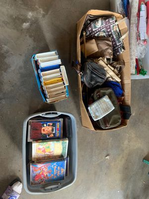 FREE PURSES AND DISNEY VHS TAPES for Sale in Whittier, CA