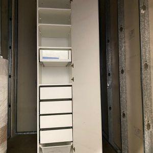 IKEA Pax White Waredrove for Sale in Los Angeles, CA