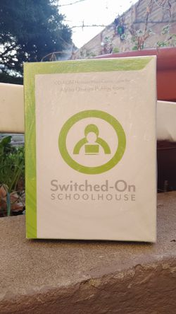 Switched On Schoolhouse 5th Grade Complete Curriculum! for Sale in Salt Lake City,  UT