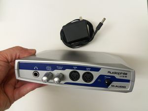 Maudio usb audio interface for Sale in Mamaroneck, NY