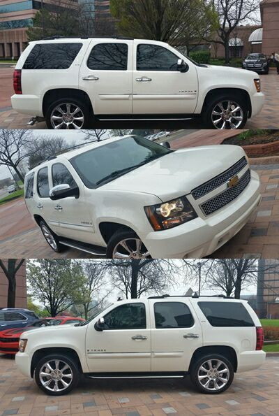 2009 Chevrolet Tahoe LTZ (-_-) For More Info And Pics (-_-) Leave Me Your Email Address (-_-) In Your Question (-_-) For a quick answer.