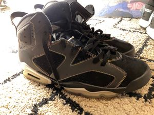Air Jordan 6 lakers (Size 11) for Sale in Tacoma, WA