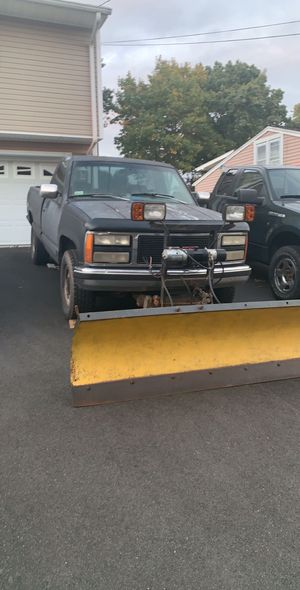 1993 GMC 1500 plow truck for Sale in East Haven, CT
