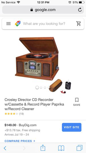 Radio recorded player for Sale in Lompoc, CA