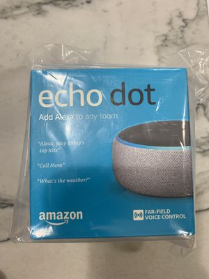 NEW SEALED Echo Dot - 3rd generation for Sale in Pomona, CA