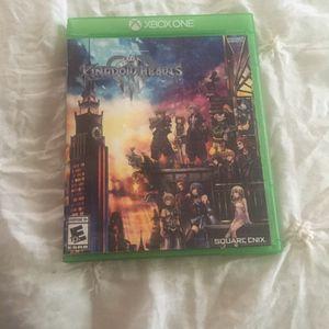 Kingdom Hearts 3 for Sale in Choctaw, OK