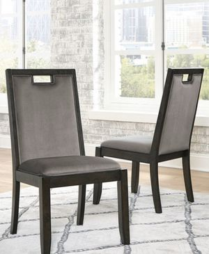 2 Brand new dining chairs for Sale in Las Vegas, NV