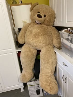 Huge teddy bear :)) for Sale in Tracy, CA