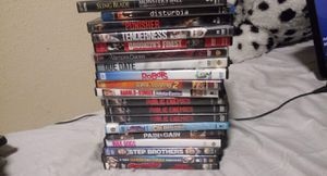 DVDs. $5each or 5 for $15 for Sale in San Antonio, TX