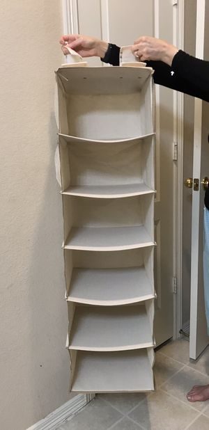 Closet Organizer for Sale in Murphy, TX