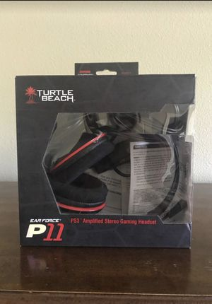Turtle Beach PS3/PS4 Gaming headphones for Sale in Bellevue, WA