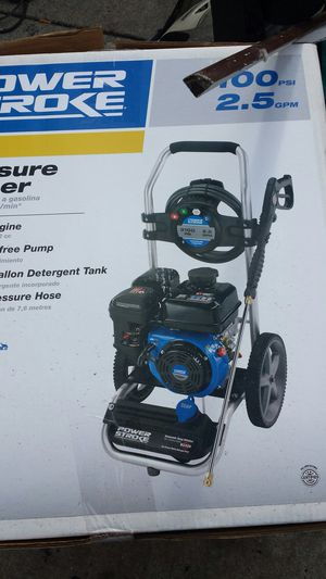 $250 PowerStroke 3,100 Pressure Washer for Sale in Philadelphia, PA