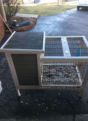 Medium cage for small animals. 3 feet long by 2 feet wide for Sale in Falls Church, VA