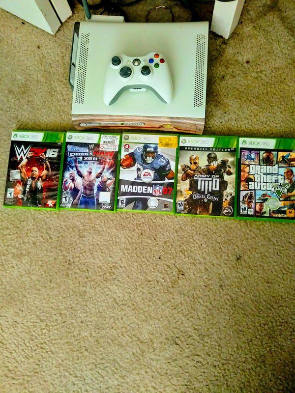 Xbox 360 still in excellent condition
