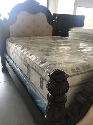 QUEEN BED for Sale in West Valley City, UT