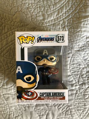 Captain America Funko pop for Sale in Los Angeles, CA