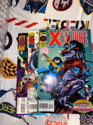 X calibre comic book! for Sale in Las Vegas, NV