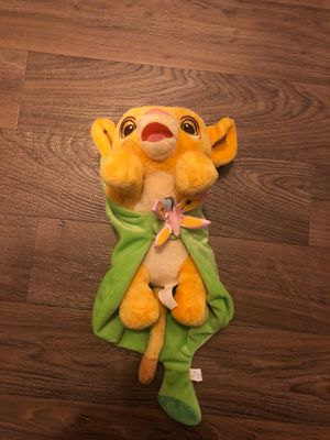 Baby Simba stuffed toy for Sale in Webberville, TX
