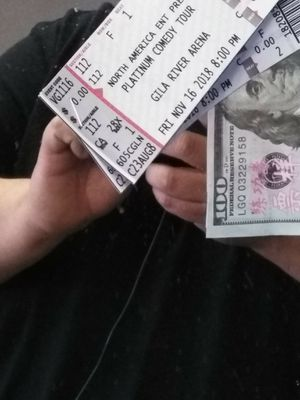 Mike epps platinum comedy tour for Sale in Phoenix, AZ