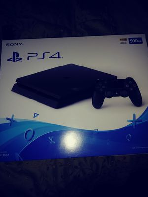 Ps4 new inbox 200 no less for Sale in Washington, DC