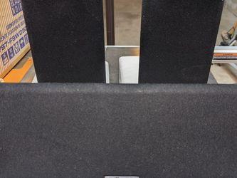 Polk Audio Rm75 5 Speaker Surround Sound for Sale in Issaquah,  WA