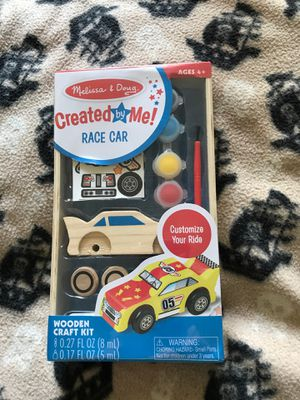 Wooden craft kit for Sale in Fresno, CA