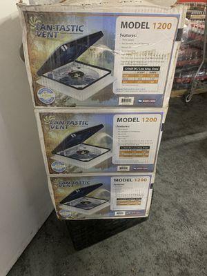 Fan-Tastic Vent. Model 1200 for Sale in East Meadow, NY