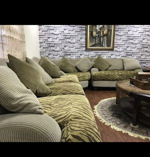 Section couch almost new from room to go for Sale in Nashville, TN