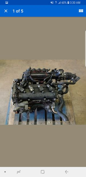 Used JDM Nissan Altima 2002-2006 QR20 2.0L Replacement For 2.5L QR25 Engine for Sale in Atlanta, GA