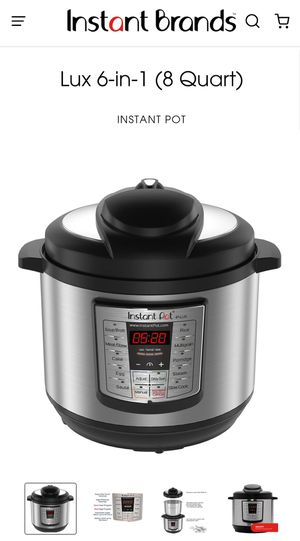 Instant Pot Pressure Cooker for Sale in Huntington Park, CA