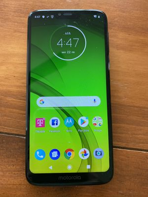 Gently Used MOTO G 7 POWER CELL for Sale in Tolleson, AZ
