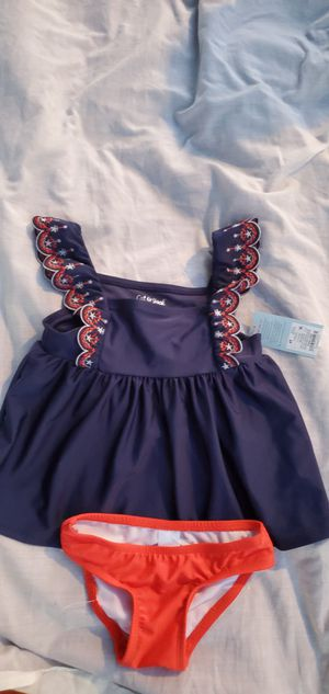 Cat & jack bathing suit size 4T for Sale in Fresno, CA